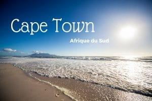 Cape Town Afrique du sud blog voyage LoveLiveTravel