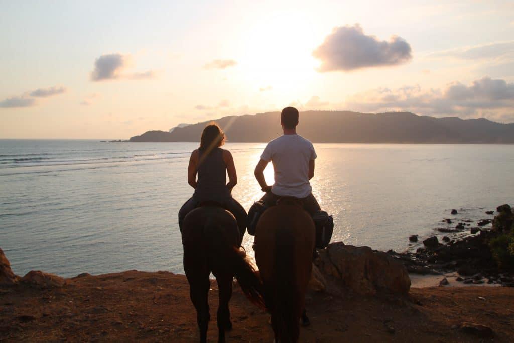 L'indonésie : découverte à cheval Lombok cheval Paris blog voyage LoveLiveTravel