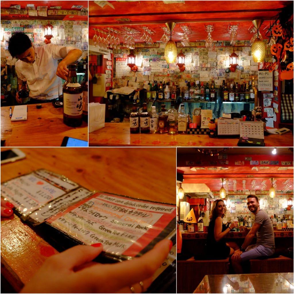 Bar Golden Gai