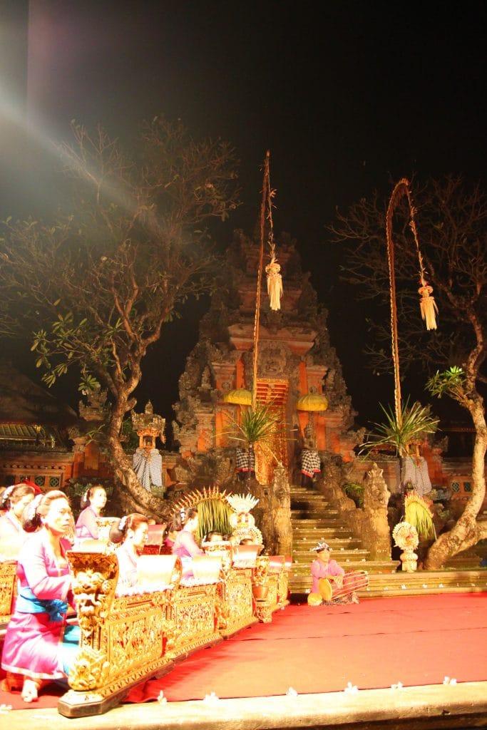 Danse Balinaise Chandra Wati
