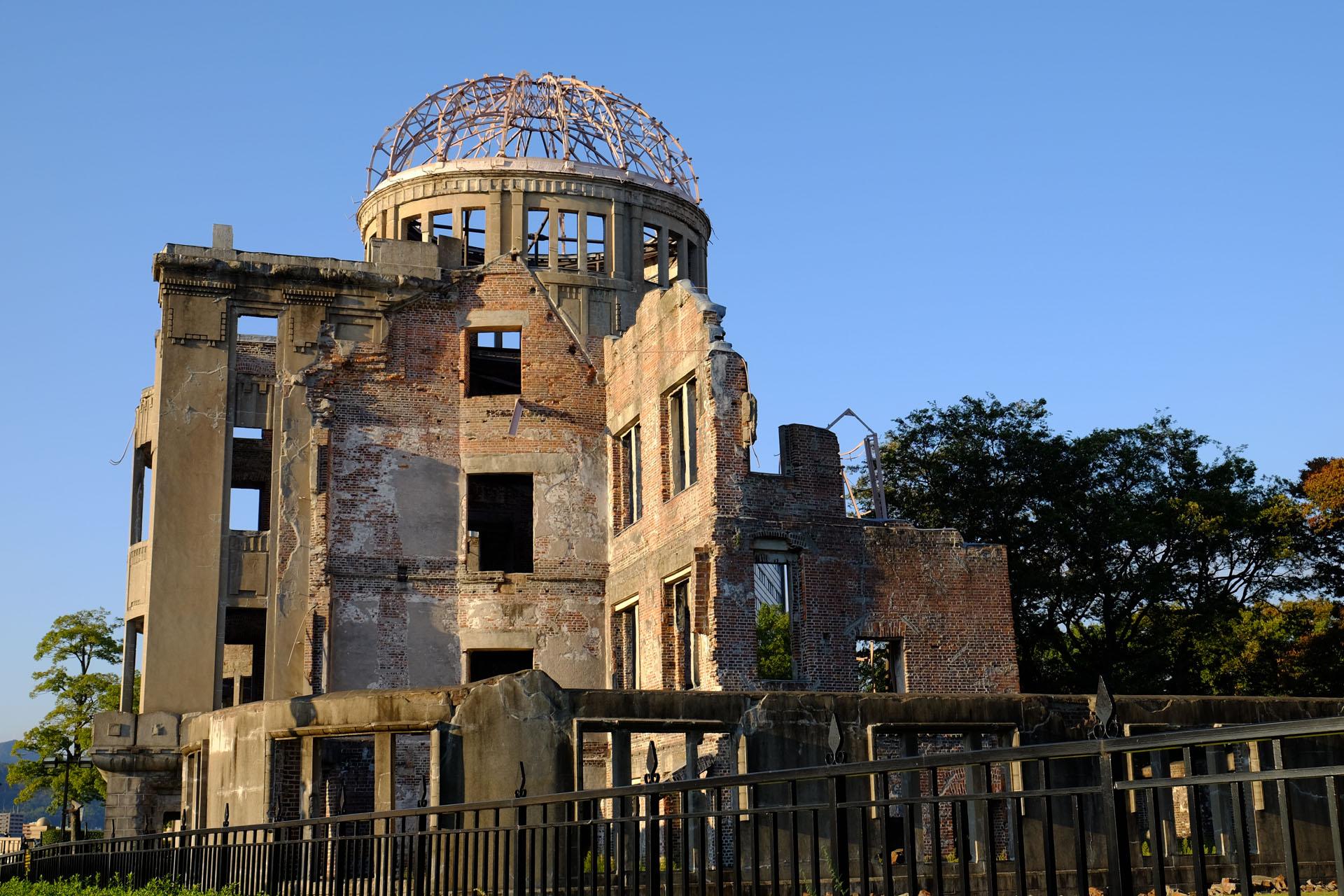 Japon : Hiroshima et retour sur Tokyo