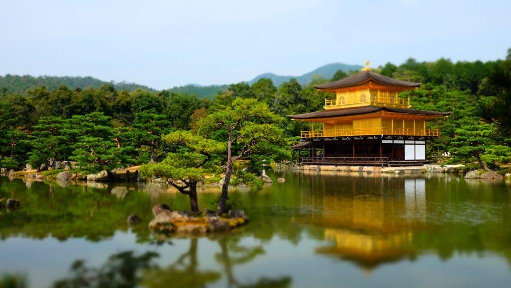 Kinkaku-Ji Kyoto Japon blog voyage LoveLiveTravel