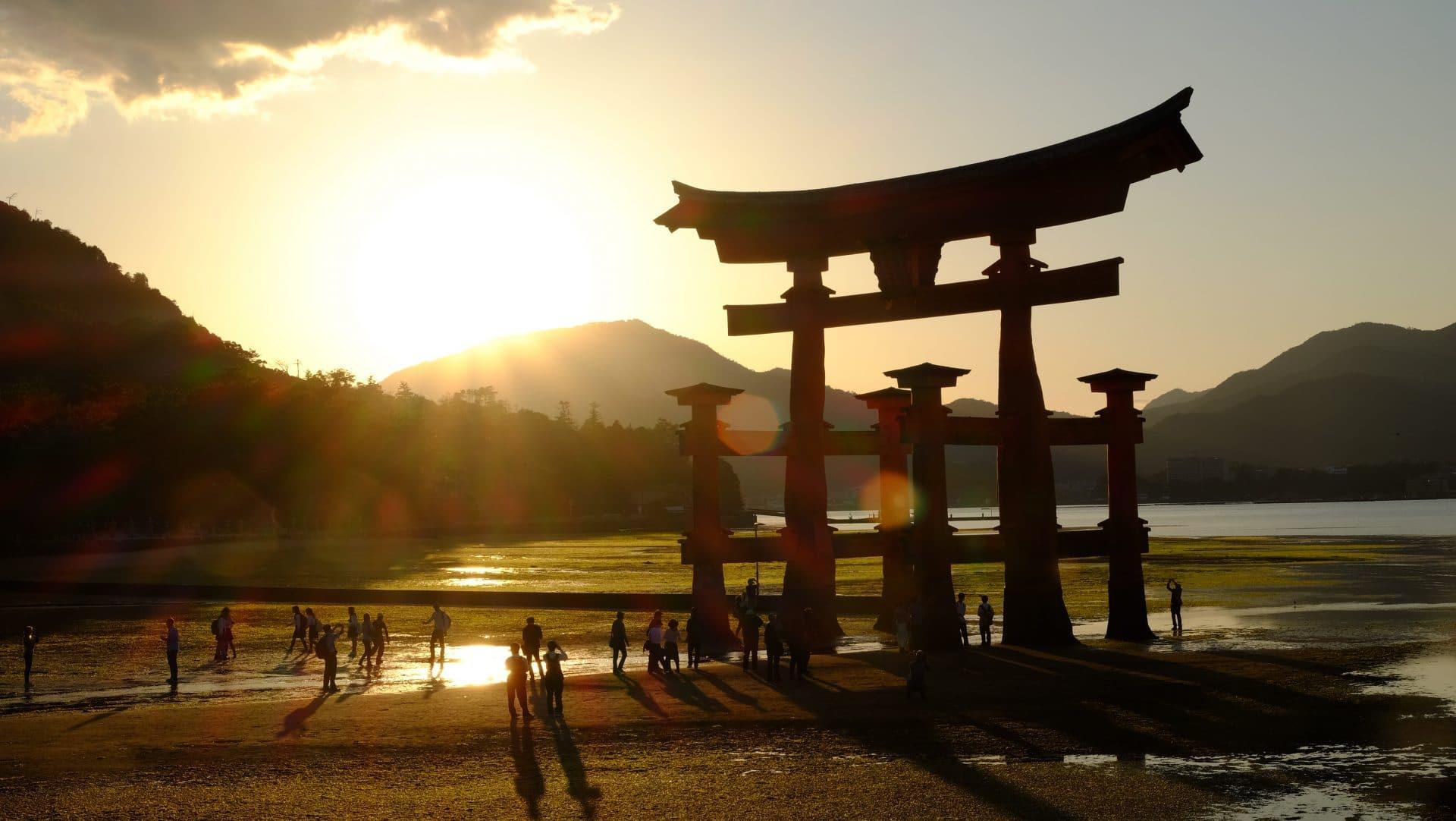 Japon : D'Osaka la Rebelle à Miyajima la Magnifique