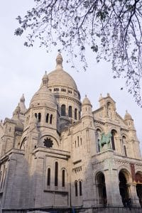 Basilique Sacré-coeur blog voyage LoveLiveTravel