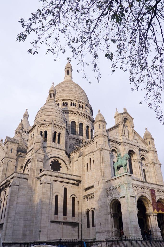 Un après-midi à Montmartre Basilique Sacré-coeur blog voyage LoveLiveTravel