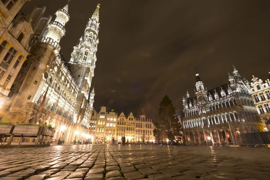 Grand place Bruxelles blegique weekend blog voyage LoveLiveTravel
