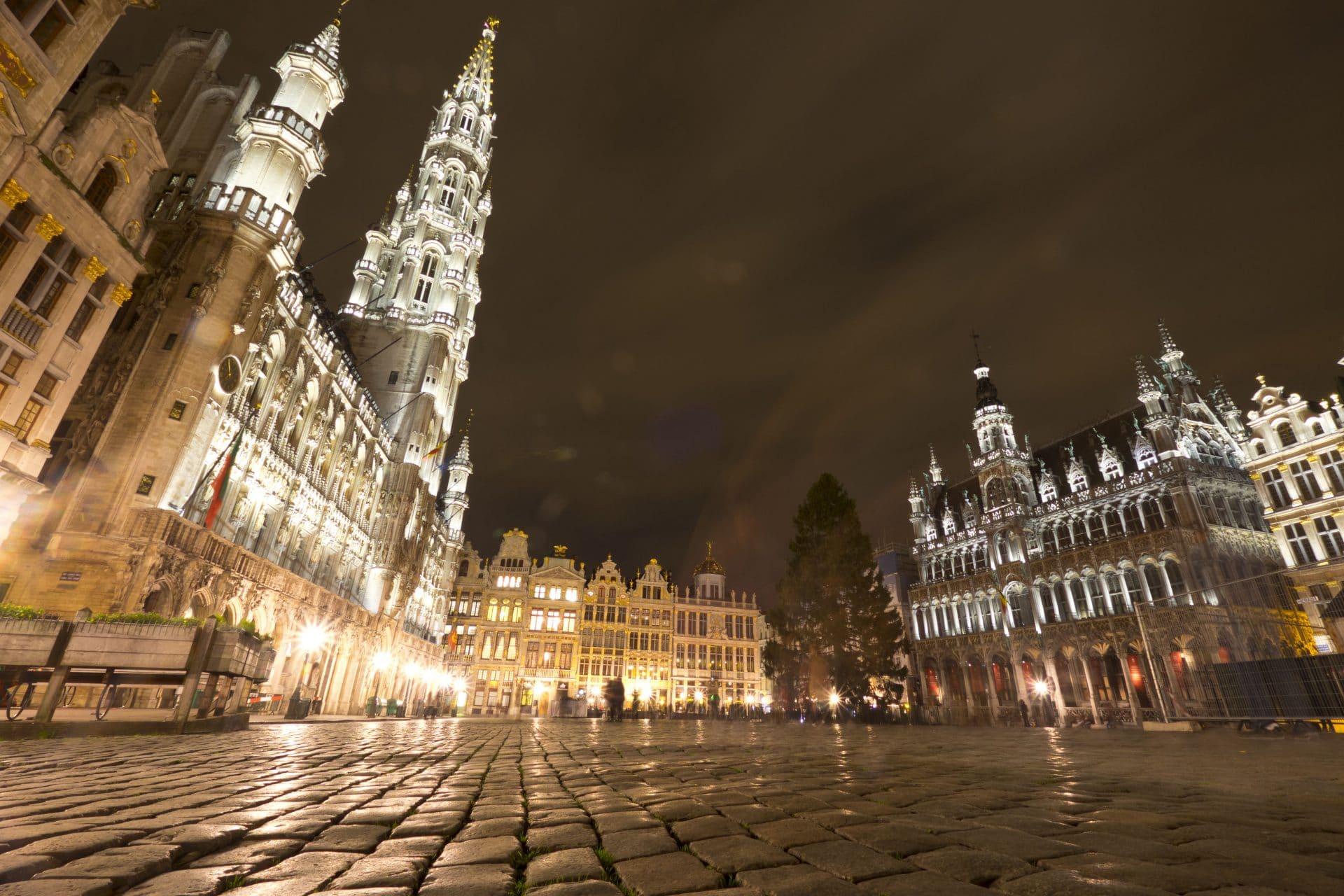 Notre Week-end (raté) à Bruxelles