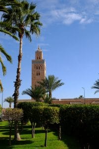 Koutoubia Marrakech blog voyage LoveLiveTravel