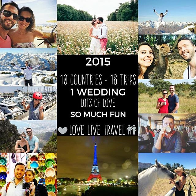 Rétrospective de nos voyages 2015 LoveLiveTravel blog voyage LoveLiveTravel