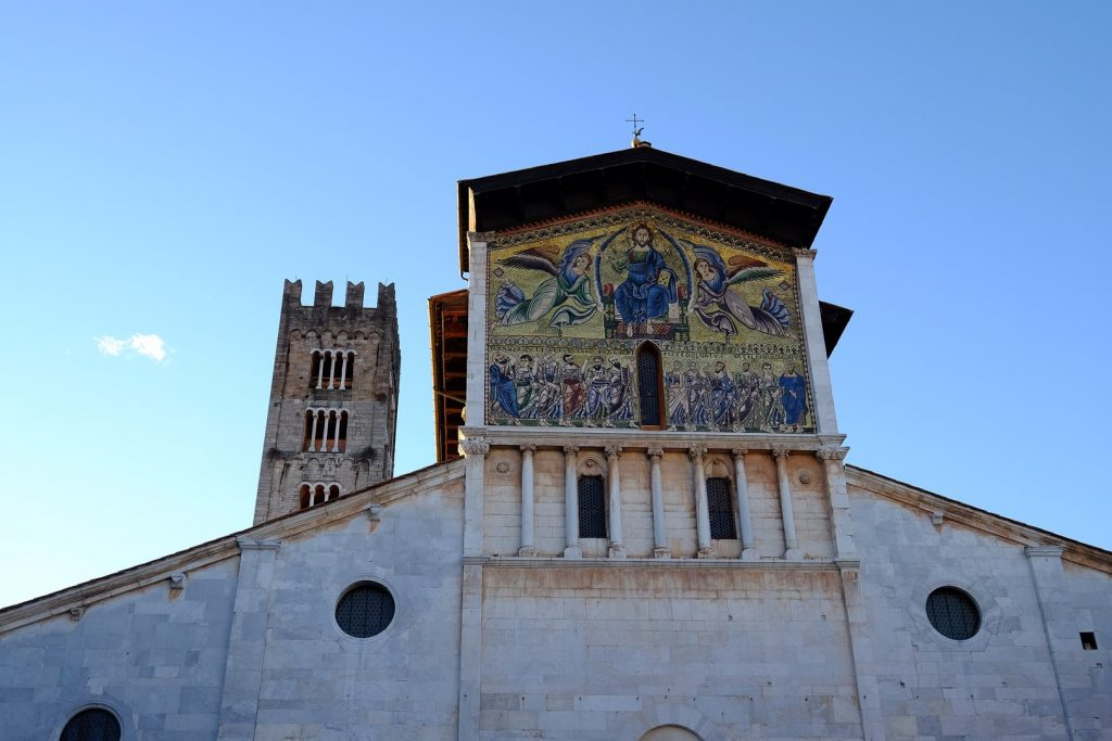 Basilique San Frediano Toscane blog voyage LoveLivetravel