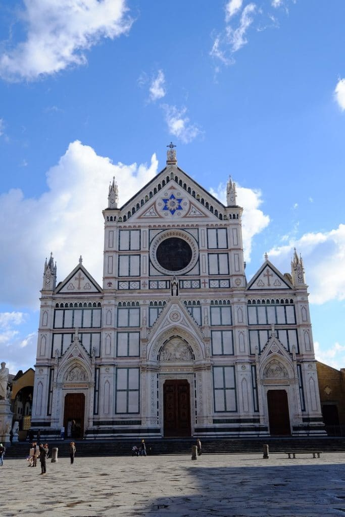 Basilique Santa Croce Toscane blog voyage LoveLivetravel