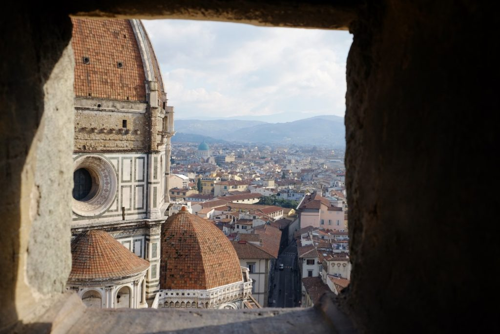 Campanile de Giotto Toscane blog voyage LoveLivetravel
