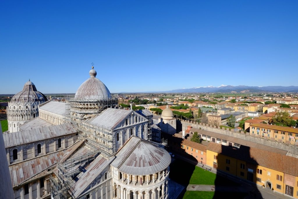 Cathédrale Di Santa Maria Assunta Toscane blog voyage LoveLivetravel