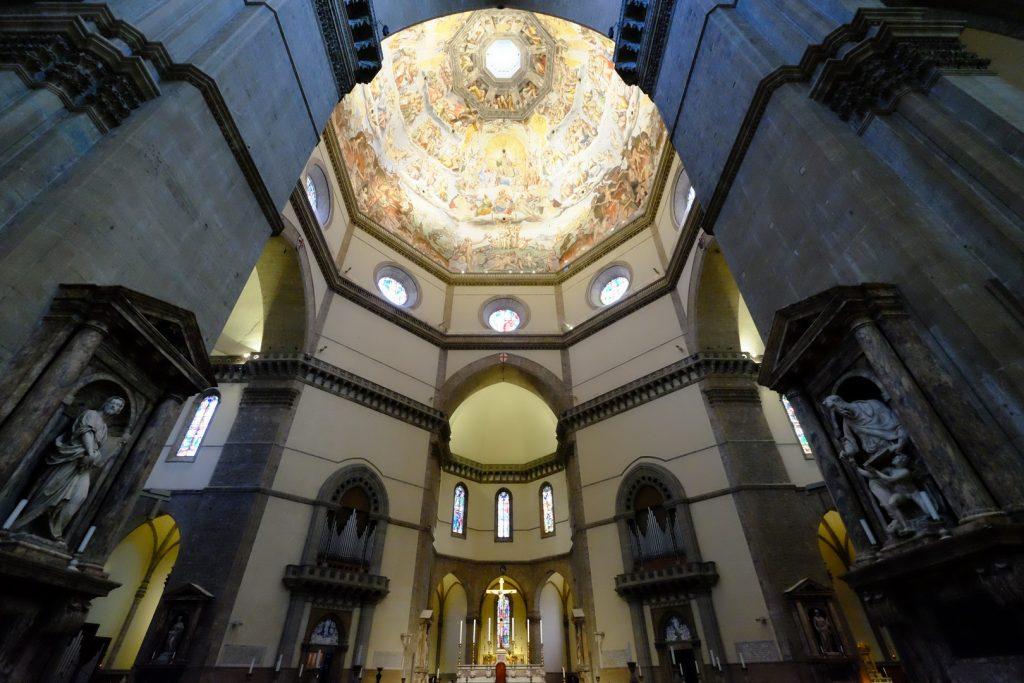 Cathédrale Santa Maria Del Fiore (3) Toscane blog voyage LoveLivetravel