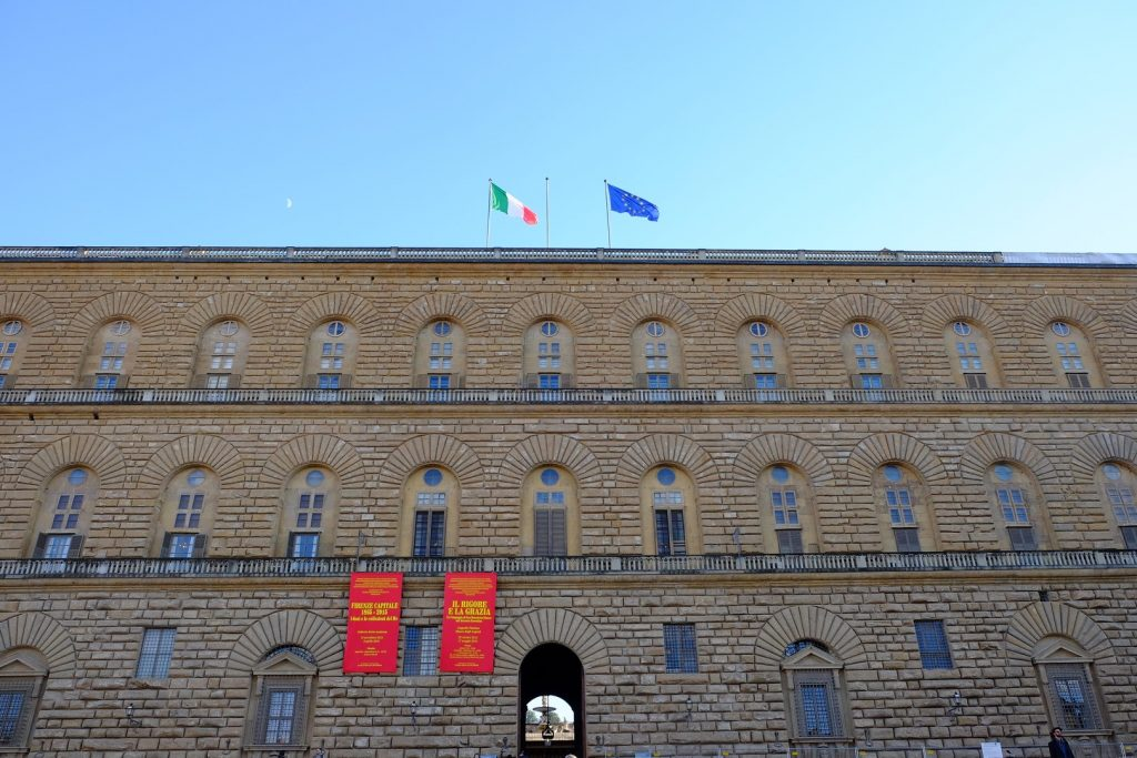 Palais Pitti Toscane blog voyage LoveLivetravel