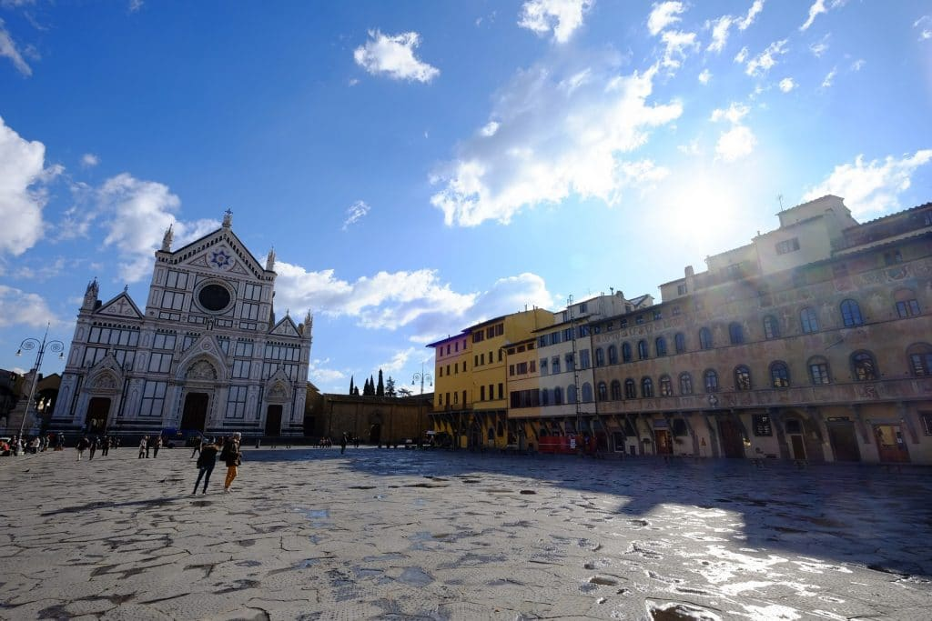 Piazza della Signoria Toscane blog voyage LoveLivetravel