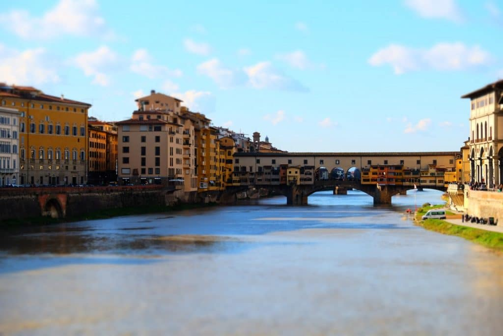 Ponte Vecchio Toscane blog voyage LoveLivetravel