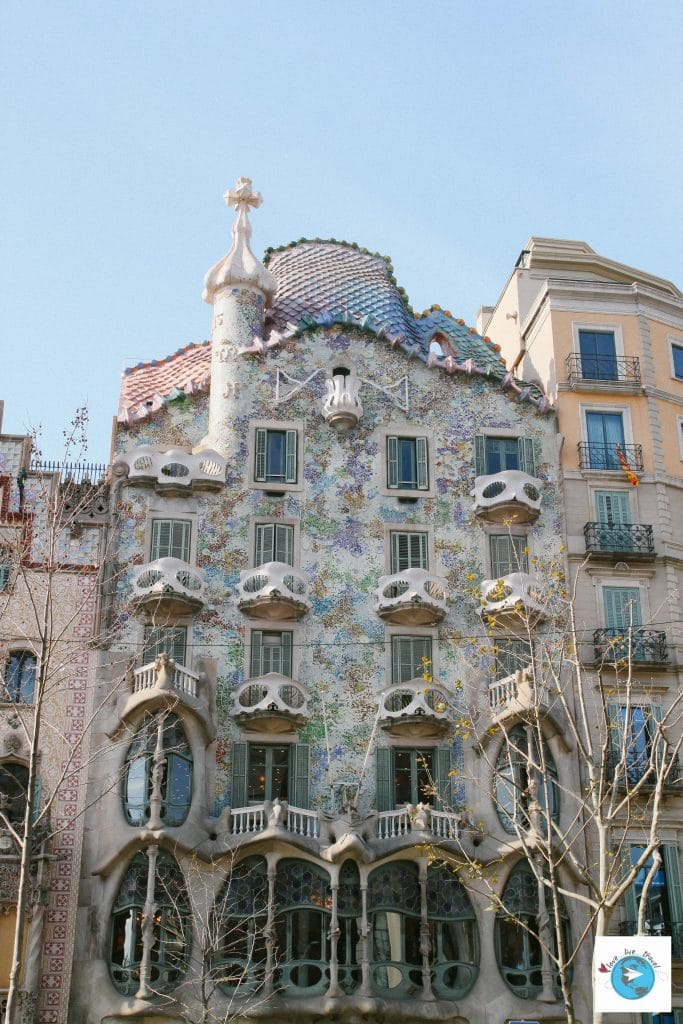 Casa Batllo Barcelone blog voyage LoveLiveTravel