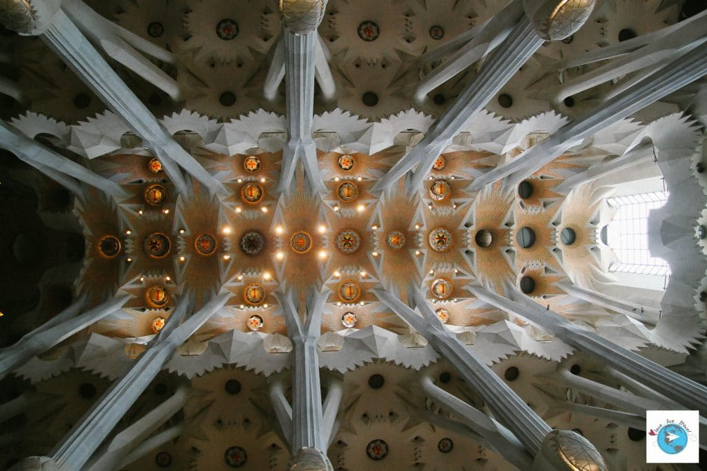 Sagrada Familia Barcelone blog voyage LoveLiveTravel