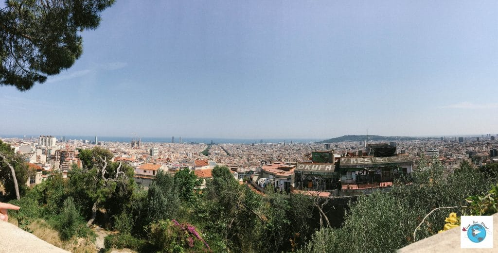 Parc Guell Barcelone blog voyage LoveLiveTravel