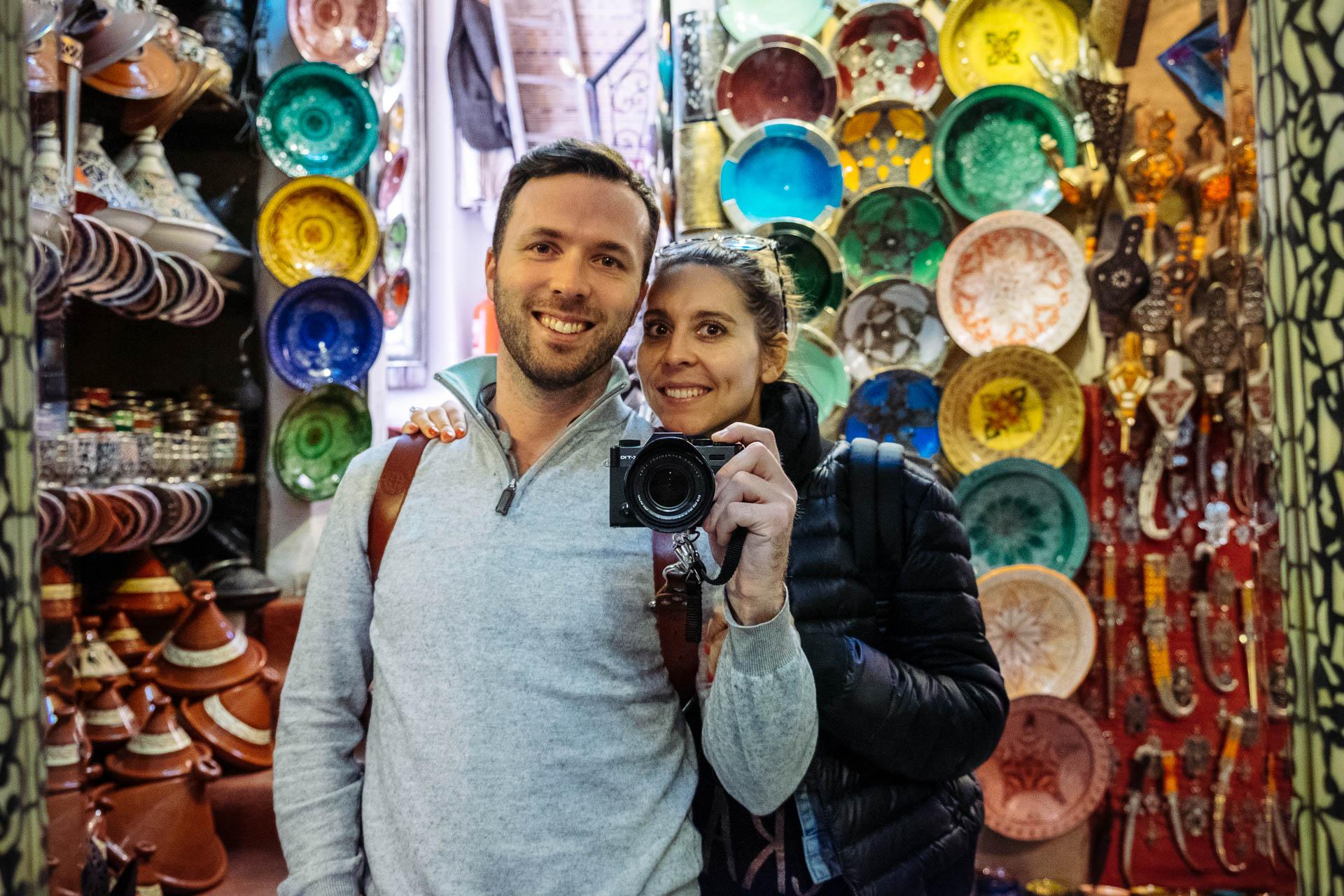 Un nouveau Week-End de rêve à Marrakech