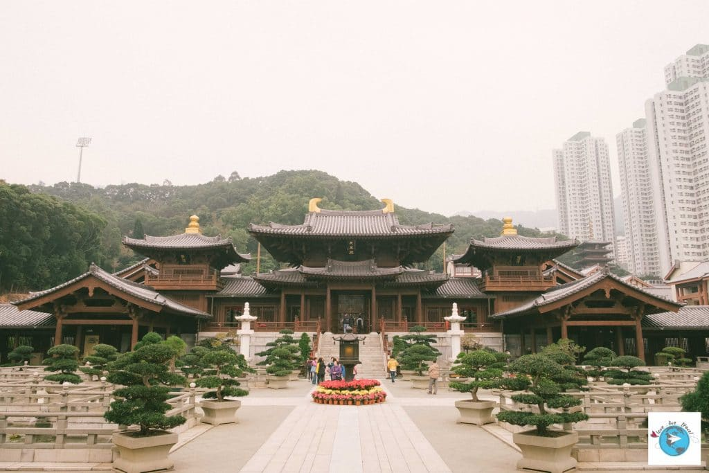 Jardin Nan Lian Hong-Kong Chin Lin blog voyage LoveLiveTravel