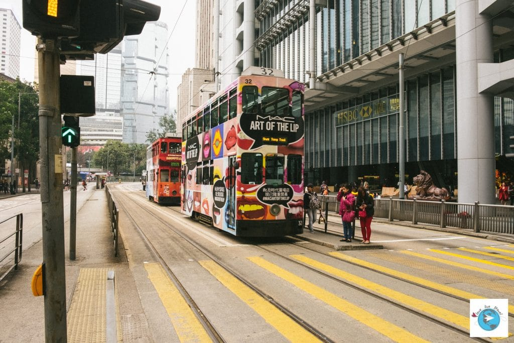 tramway Hong-Kong blog voyage LoveLiveTravel
