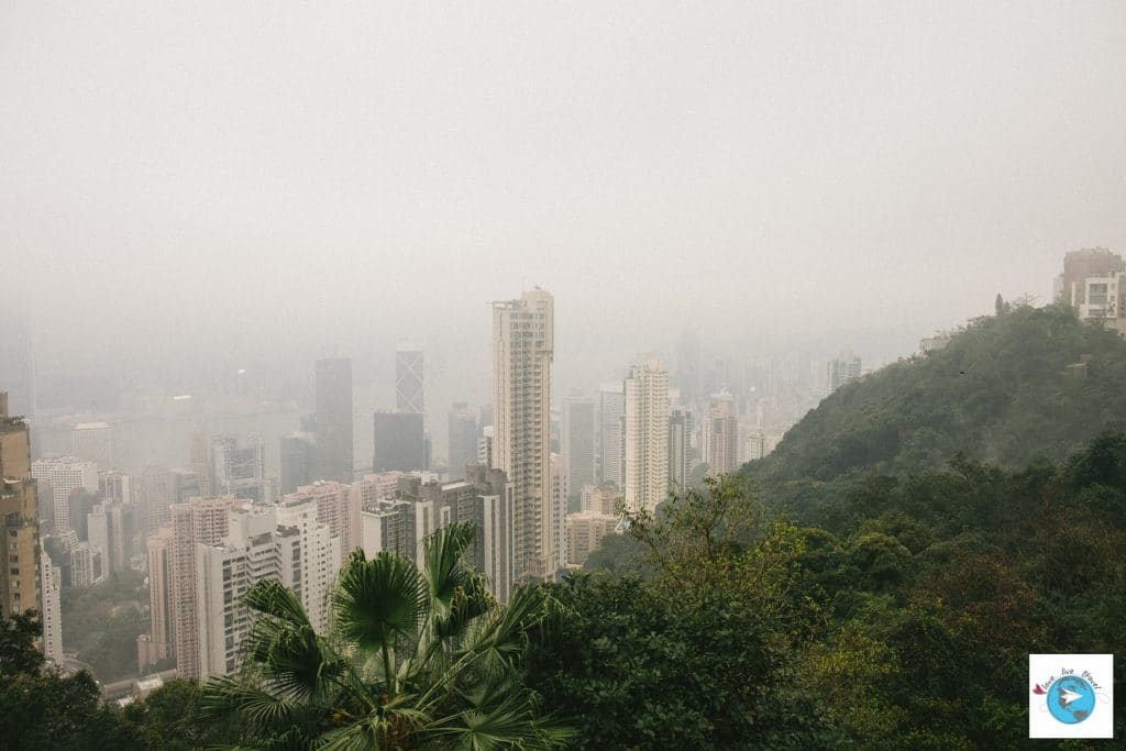 victoria peak baie Hong-Kong blog voyage LoveLiveTravel