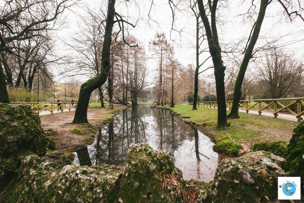 Jardin Sempione Milan Blog voyage LoveLiveTravel