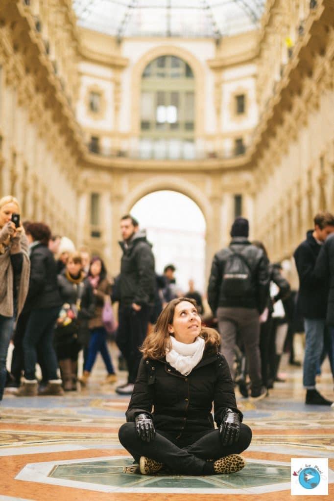 Galerie Victor Emmanuel II Milan Blog voyage LoveLiveTravel