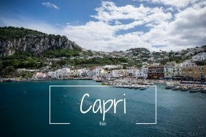 Capri Anacapri Italie Blog voyage LoveLiveTravel