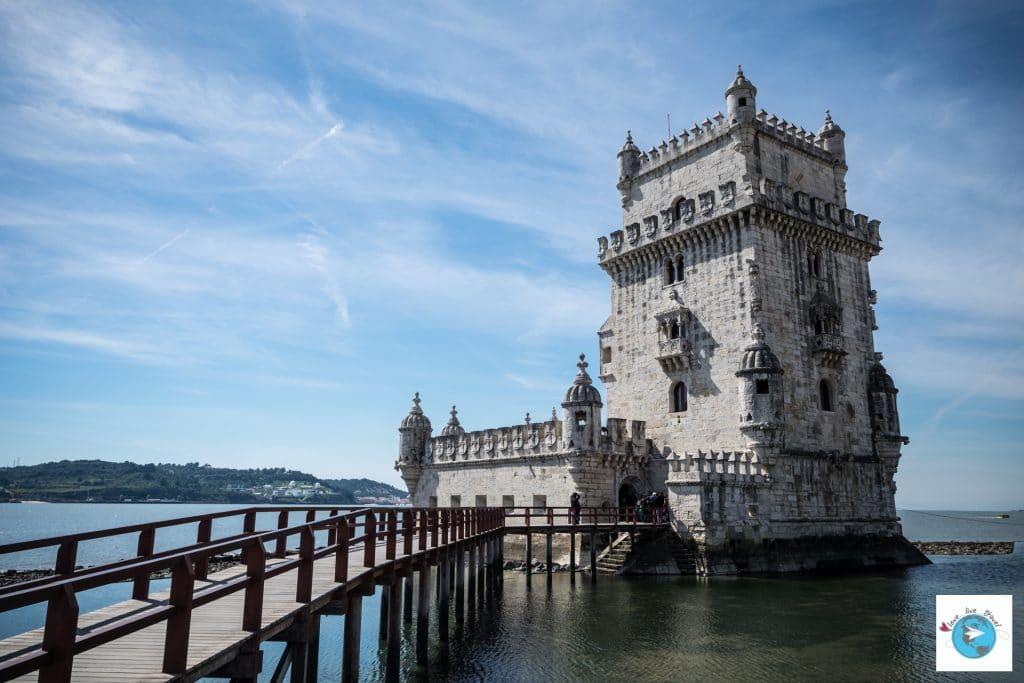Portugal Lisbonne Tour de Belem Blog voyage Love Live Travel