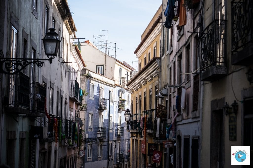 Portugal Lisbonne Alfama Blog voyage Love Live Travel