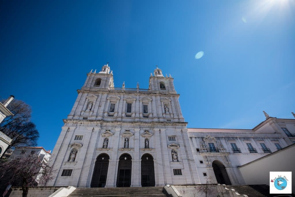 Portugal Lisbonne Igreja da Sao Vicente de Fora Blog voyage Love Live Travel
