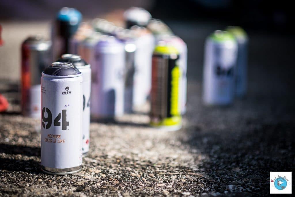 Graffiti tour vélo Gand belgique Flandres Love Live Travel Blog Voyage