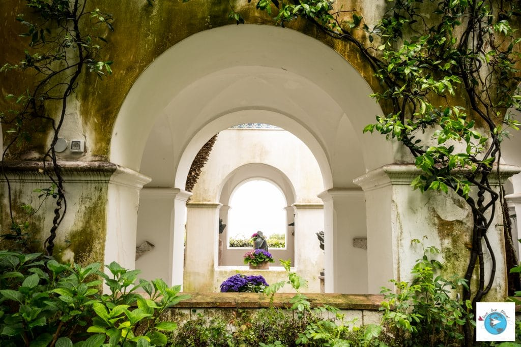 capri villa san michele Italie blog voyage Love Live Travel