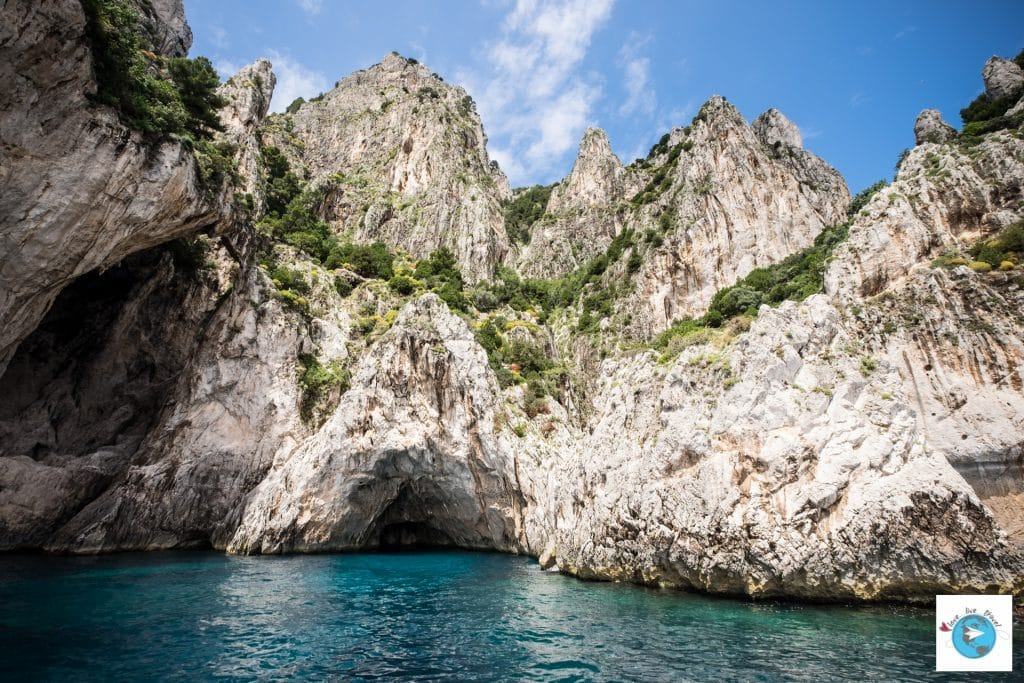 Capri grotte octopus Italie blog voyage Love Live Travel