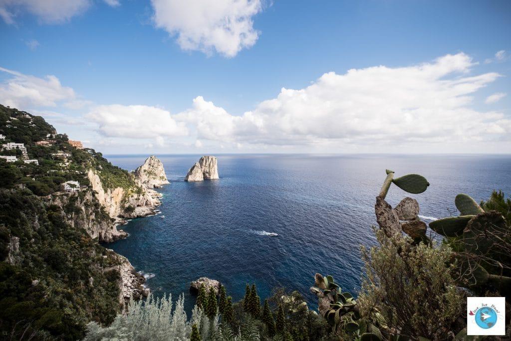 Capri Faraglioni Italie blog voyage Love Live Travel