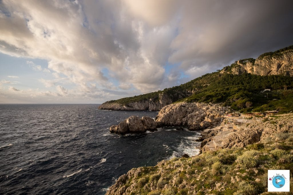 Capri punta carena faro Italie blog voyage Love Live Travel