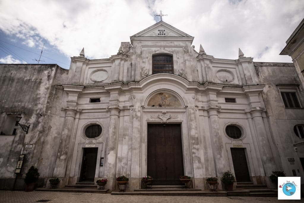 anacapri capri chiesa di san michele Italie blog voyage Love Live Travel