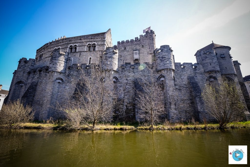 chateau des comtes Gand belgique Flandres Love Live Travel Blog Voyage