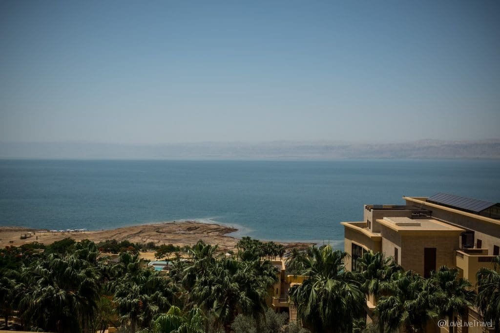 Mer Morte Jordanie roadtrip Kempinski hotel blog voyage Lovelivetravel