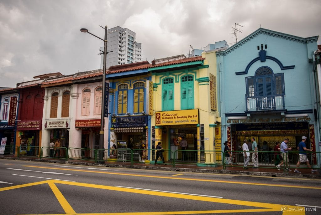 Singapour little India blog voyage lovelivetravel