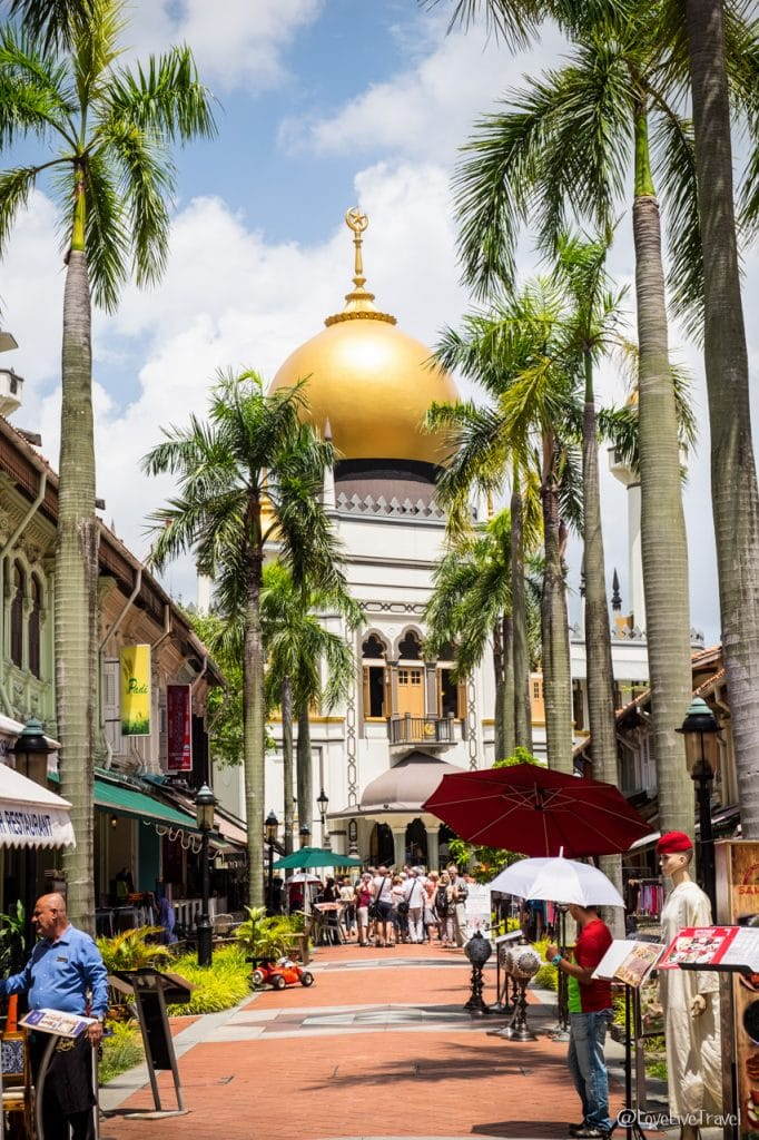 Singapour Arab street blog voyage lovelivetravel