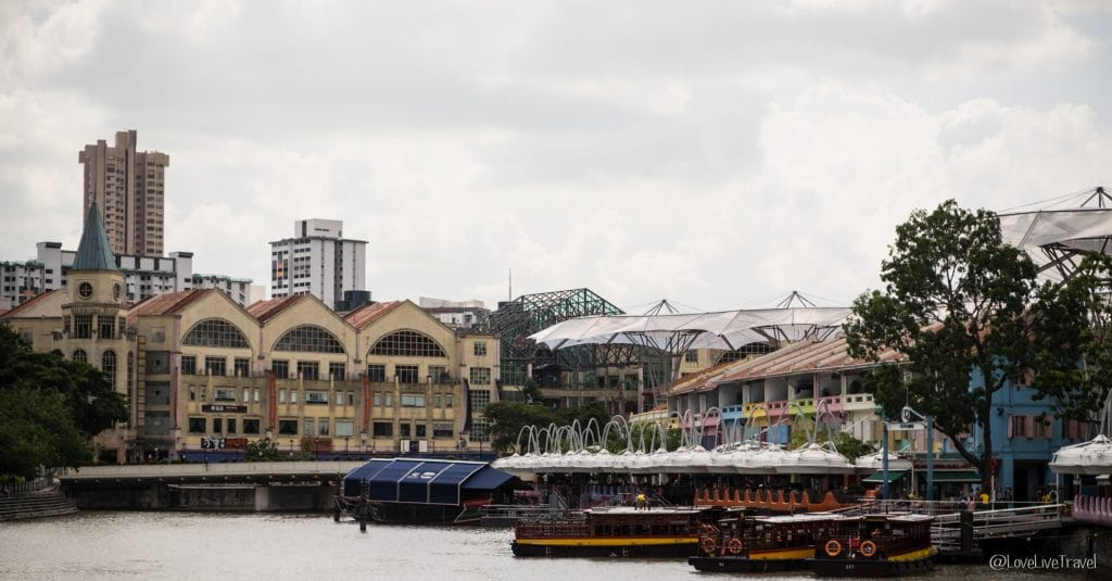 Singapour Clark Quay blog voyage lovelivetravel