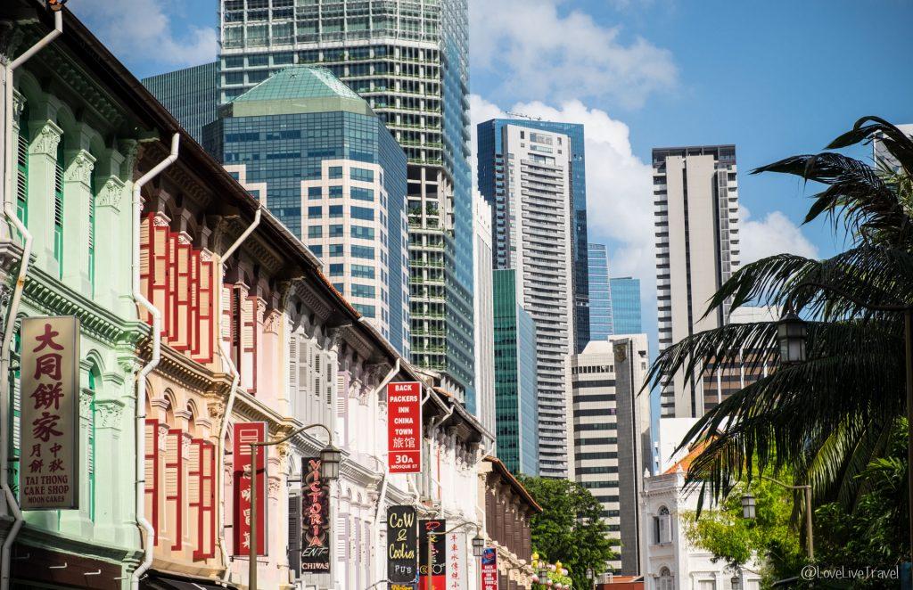 Singapour quartier Chinatown blog voyage lovelivetravel