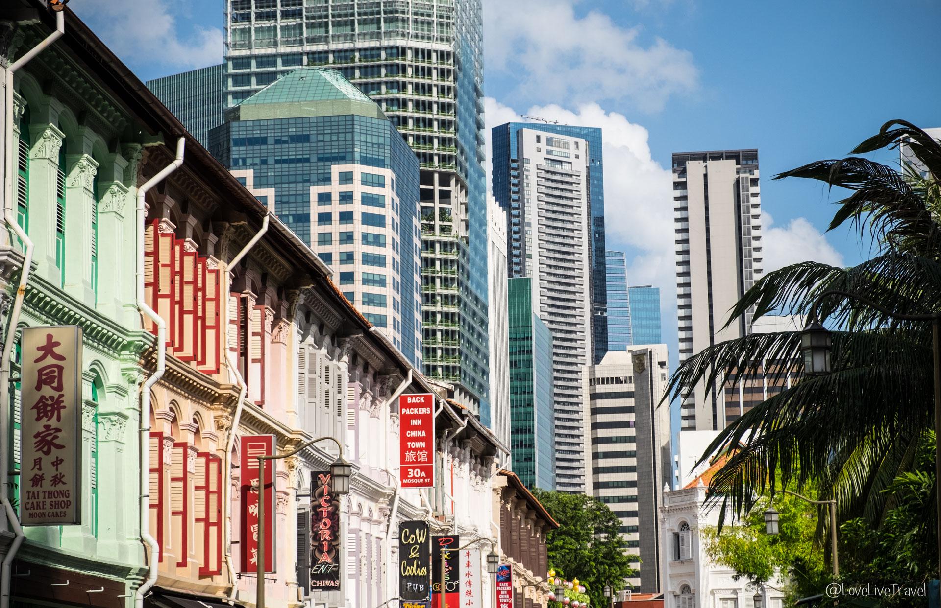 Singapour : découverte des quartiers