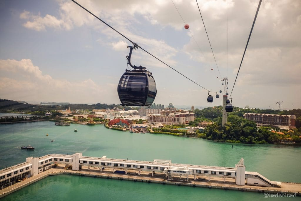 Singapour sentosa blog voyage lovelivetravel