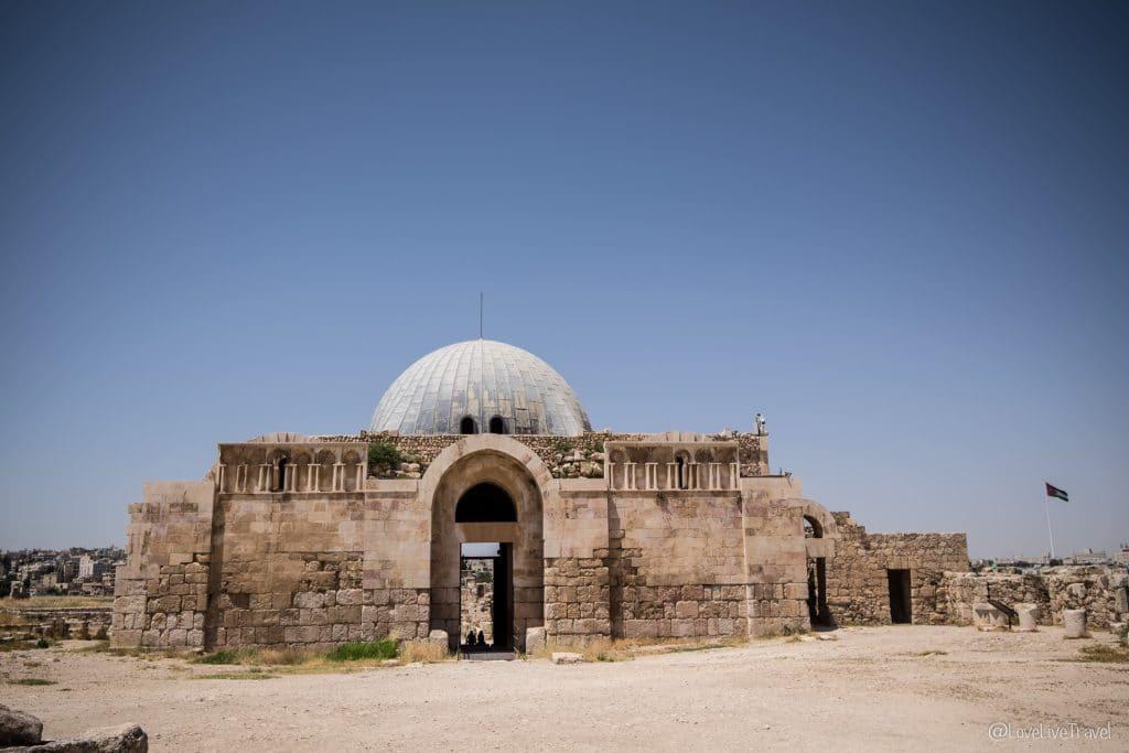 Jordanie roadtrip Amman citadelle blog voyage Lovelivetravel