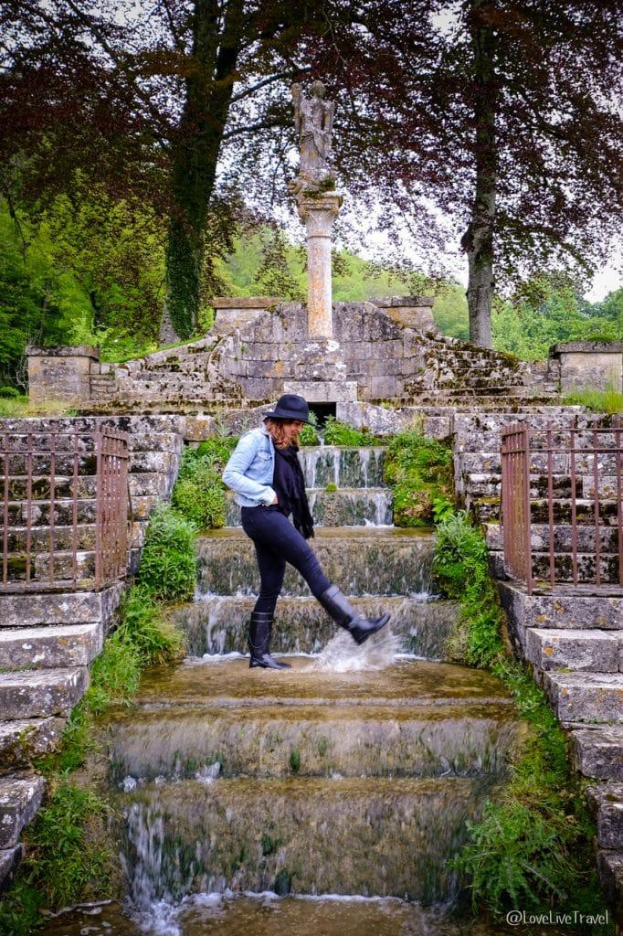 Montbard Abbaye de Fontenay côte-d'or blog voyage Lovelivetravel
